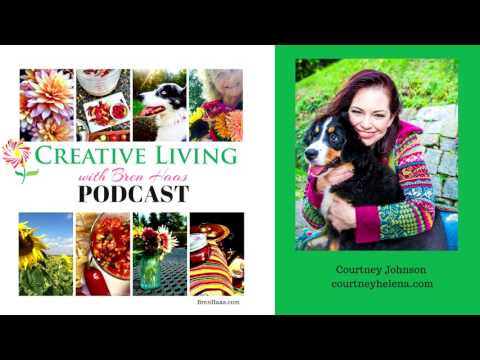 Interview with Courtney Johnson : Amaryllis in Brazil