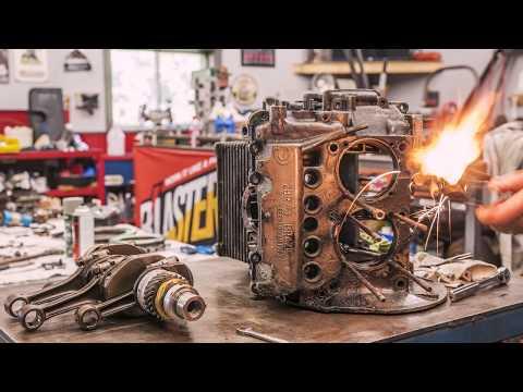 How we rebuilt our VW Beetle engine | Redline Rebuilds Explained - S1E4