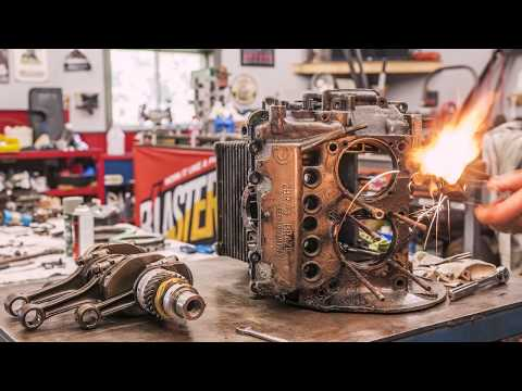 How we rebuilt our VW Beetle engine | Redline Rebuilds Explained - S1E4