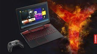 Видео обзор ноутбука Lenovo Legion Y720-15