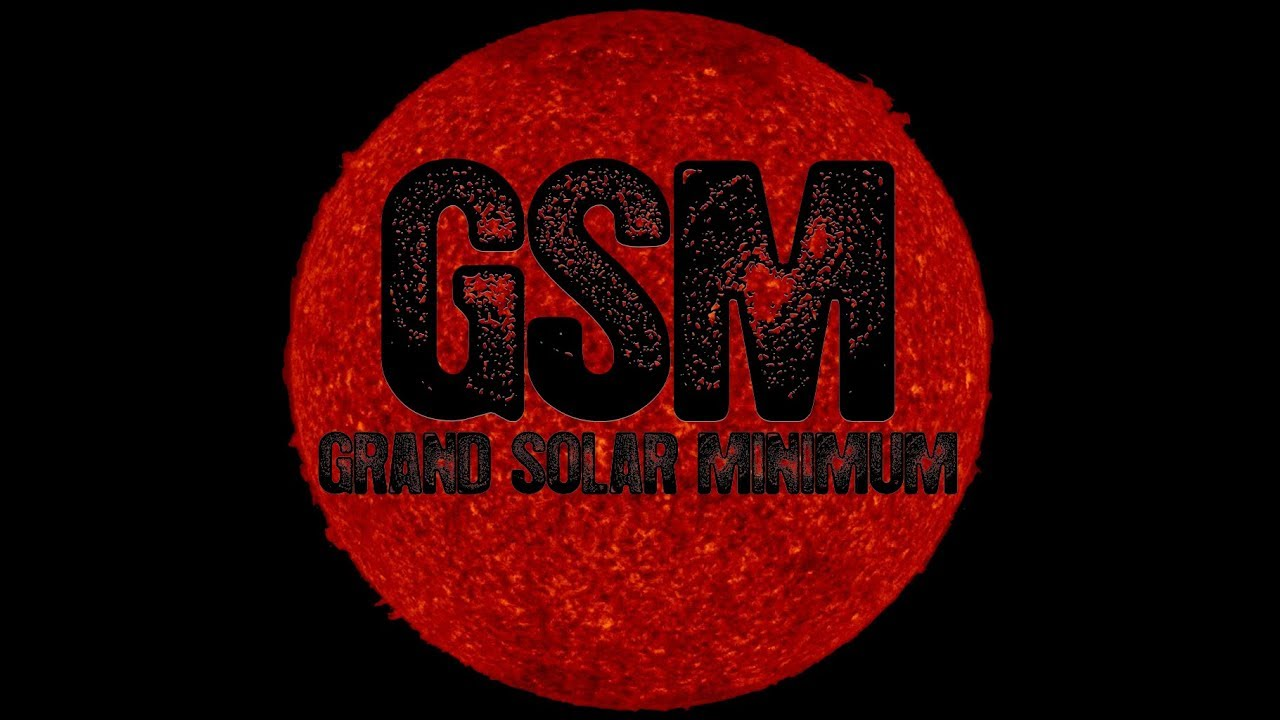 GRAND SOLAR MINIMUM  Rewind Live Chat