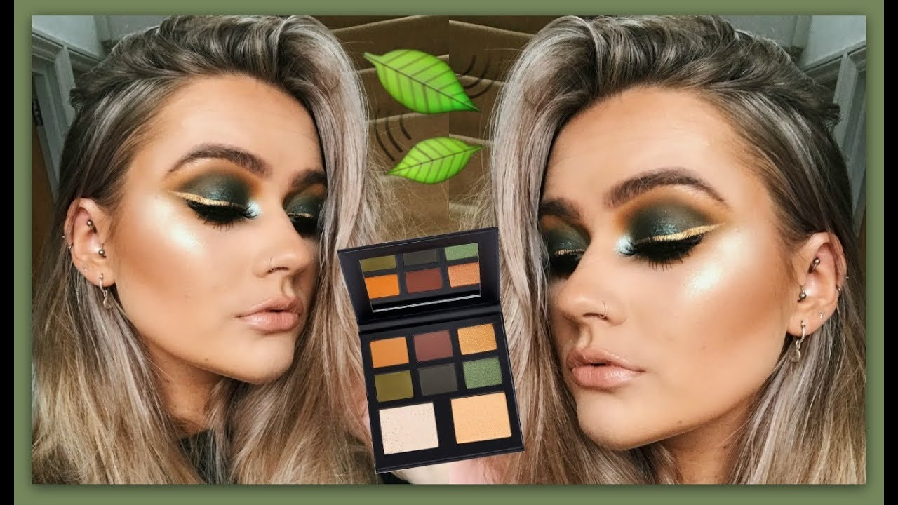 e12cef51e8c Get ready with me | Jordan Lipscombe x Beauty Bay 'Trooper' palette |  EmmasRectangle