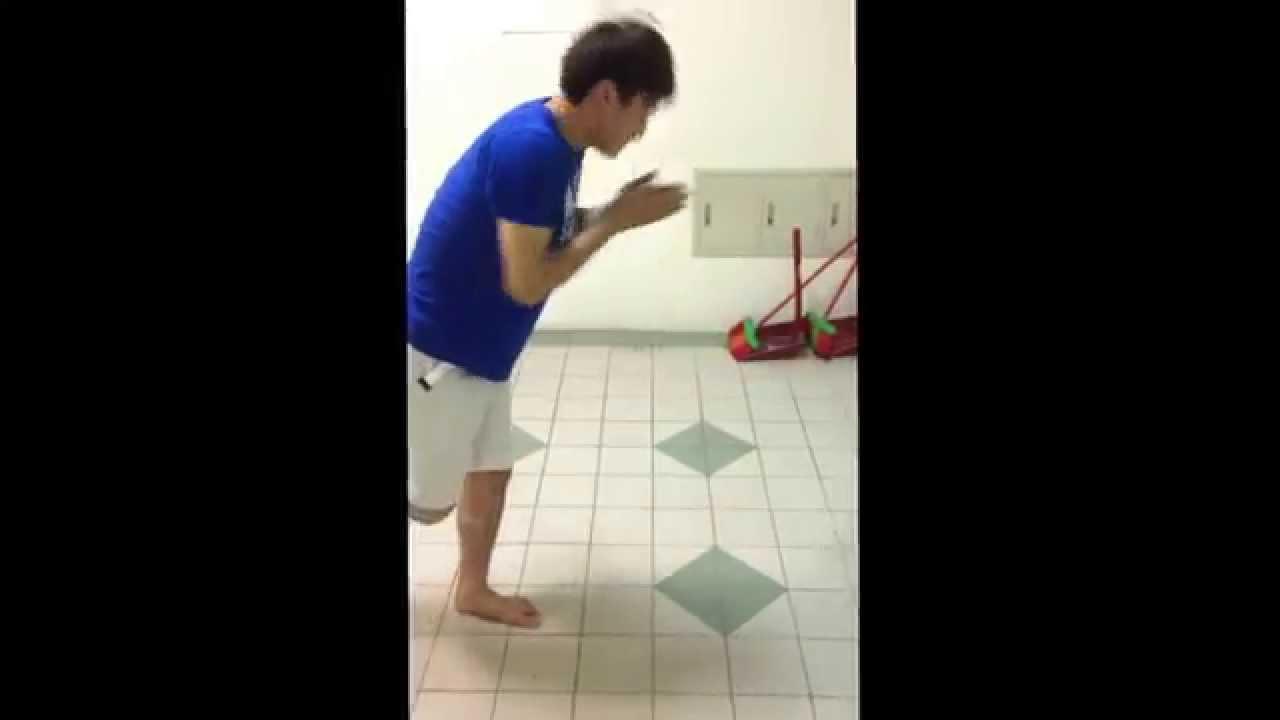 師大體育103 楊懿仁 游泳四式教學 - YouTube