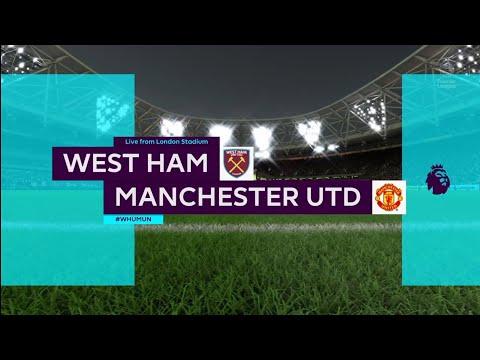 FIFA 18 | Legendary | Premier League | West Ham v Manchester Utd | London Stadium