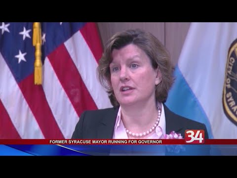 Independent candidate for Governor Stephanie Miner to visit Binghamton