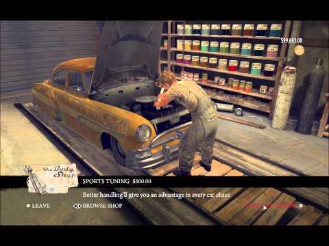 Mafia 2 Lowrider DLC by Dgumba