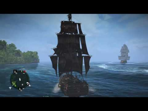 Assassin's Creed IV  Black Flag  Naval Contract Hunter  Gatherer
