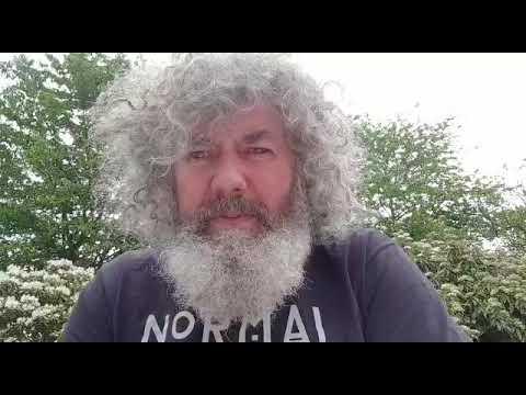Robert Franz: Mein Netzhautriss mit DMSO behandelt