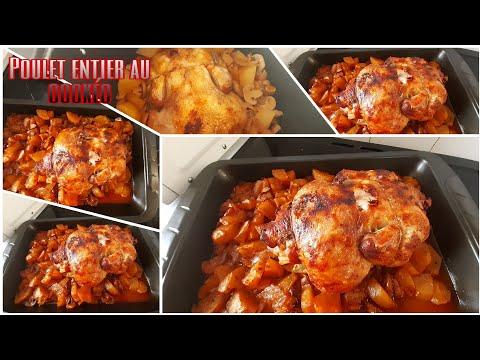 ❤-recette-du-poulet-entier-au-cookéo-|-recette-facile-et-rapide-🤩🥰