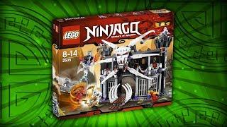 JAK (PRAWIE) ZDOBYŁEM NAJSTARSZY ZESTAW LEGO NINJAGO!