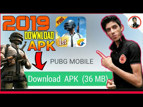 PUBG MOBILE Full Apk Only 38 Mb |• Pubg Mobile Apk Download | How To PUBG MOBILE Download