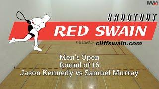 Jason Kennedy vs Samuel Murray