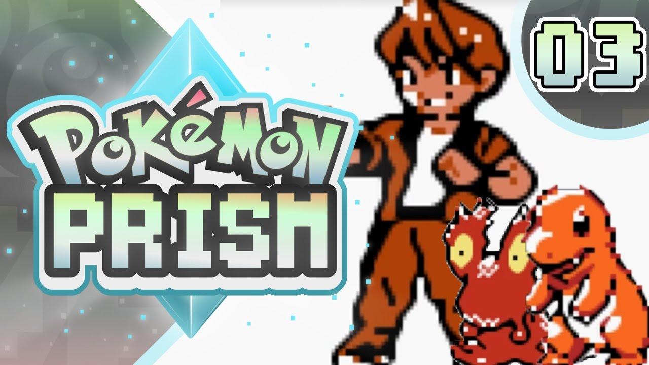 9cbf0f202e06 Pokemon Prism Part 3 1st Gym Leader Josiah! Gameplay Walkthrough ...