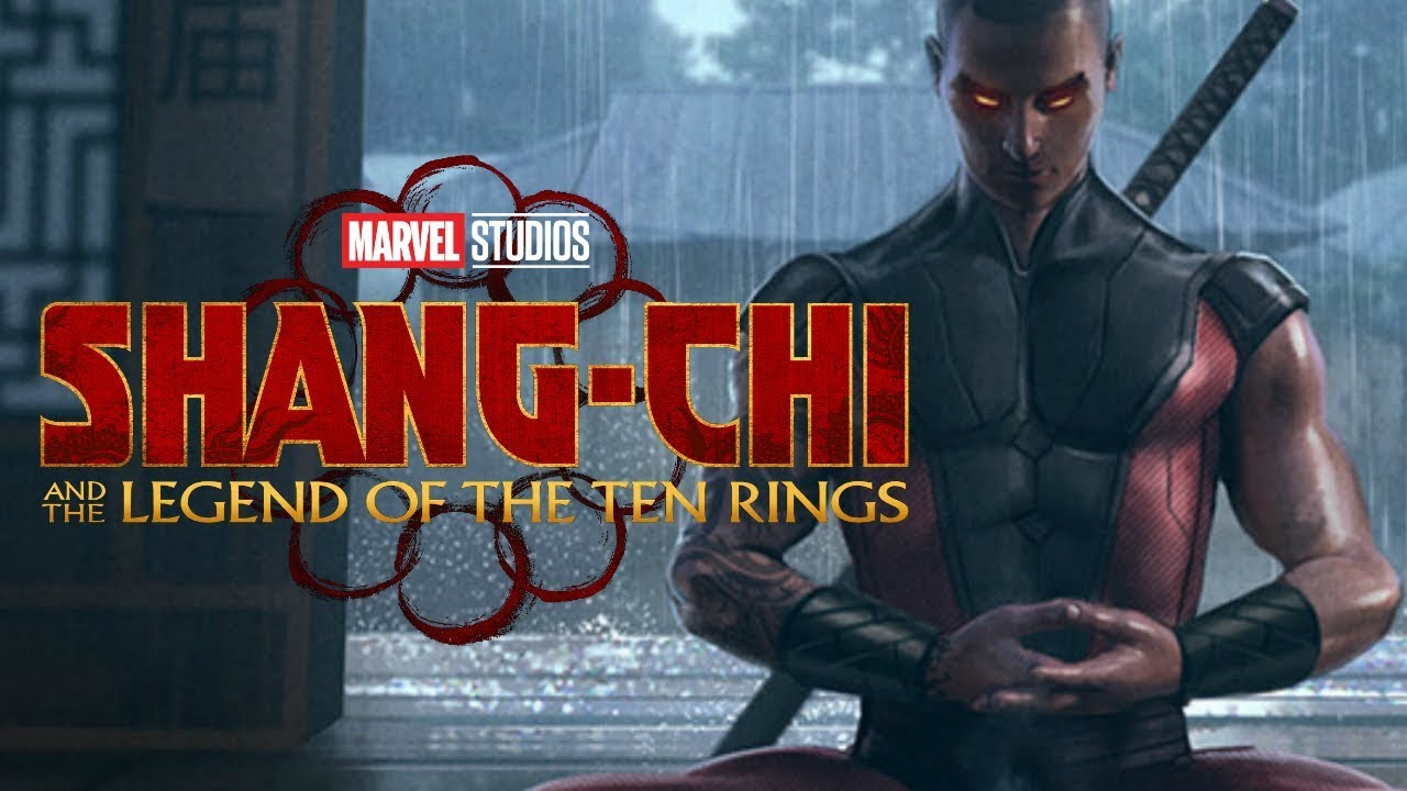 4 NEW MCU VILLAINS REVEALED! SHANG-CHI AND THE LEGEND OF THE TEN ...
