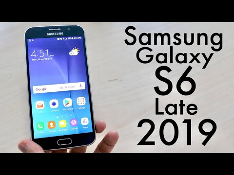 Samsung Galaxy S6 In LATE 2019! (Still Worth It?) (Review)