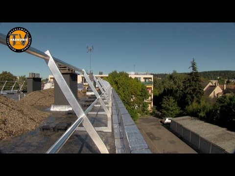Etanchéité toiture terrasse : déroulement des travaux. Harmonie TV.