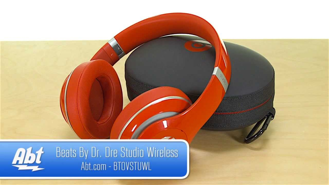 Beats By Dr Dre Studio Wireless Headphone Features Youtube Speaker Wiring Free Engine Image For User Manual