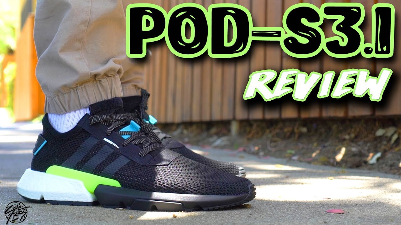 huge discount c31e3 1f363 Adidas POD-S3.1 Review! Is it Comfortable