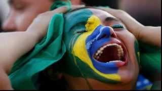Germany VS Brazil (7-1 )Tears in the eyes of Brazilian (World Cup 2014 )