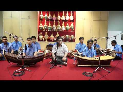 เดือนหงายกลางป่าเถา วงปี่พาทย์ไม้แข็ง (Thai Music Ensemble 24 : The Moon among the Forest)