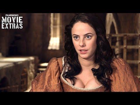 Pirates of the Caribbean: Dead Men Tell No Tales   On-set visit with Kaya Scodelario 'Carina Smyth'