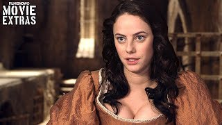 Pirates of the Caribbean: Dead Men Tell No Tales | On-set visit with Kaya Scodelario 'Carina Smyth'