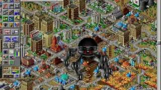IE 2 PC games preview - Sim City 2000 : Great disasters (1994)
