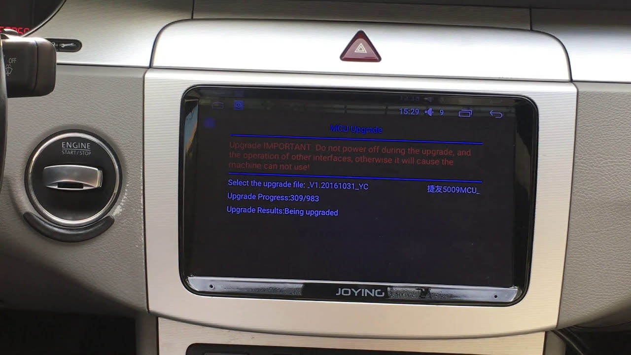 How To Set Up Correct Can-Bus Protocol For Joying Vw Volkswagen Android  Aftermarket Head Unit  Joying Head Unit Manufacturer 07:14 HD