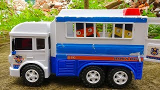 🚚 Police cars, crane trucks, Tayo buses 🚚 A710T Toys for kids 🚚