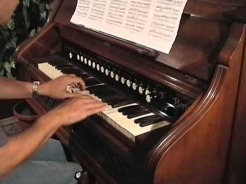 Ein Siegesgesang Israels (alla Händel) - Sigfrid Karg-Elert - Berlin Reed Organ