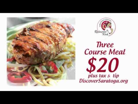 9th Annual Saratoga County Restaurant Week