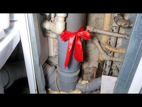 ✅ Что делать от запаха в туалете / Ремонт сантехники