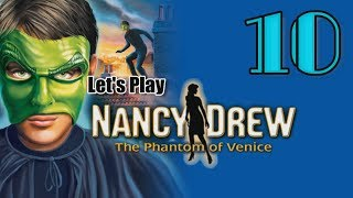 Nancy Drew 18: Phantom Of Venice [10] W/yourgibs - Solving Chinese Puzzle Box