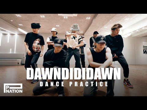 던 (DAWN) - '던디리던 (Feat. Jessi)' Dance Practice
