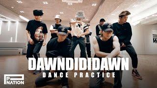 DAWN - 'DAWNDIDIDAWN (Feat. Jessi)' Dance Practice