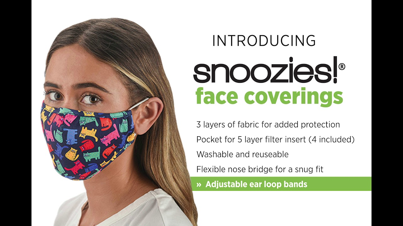 Snoozie Face Masks