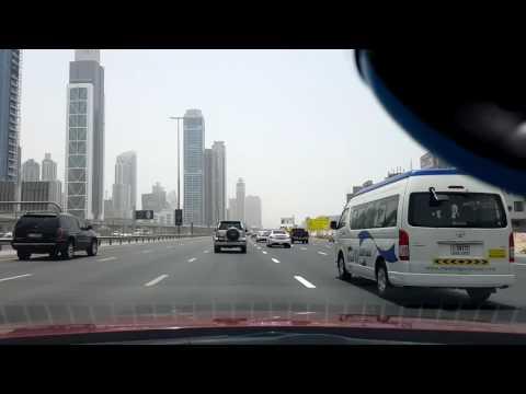 Dubai to Abu Dhabi - drive