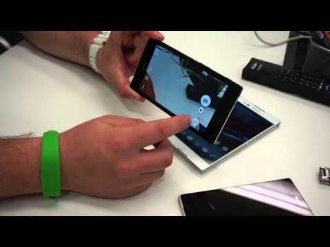 Sony Xperia T3 - первый взгляд