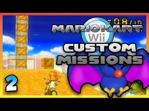Mario Kart Wii Custom Missions - Part 2