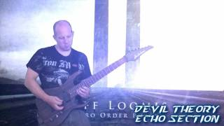 Jeff Loomis - Devil Theory Echo Section