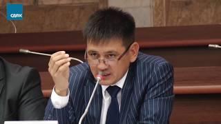 Рыскелди Момбеков: Силер шопур Икрам Илмияновдун айтканы менен иш кылгансынарбы?!