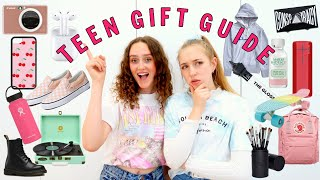 50+ BEST EVER GIFT IDEAS FOR TEENS! Christmas Gift Guide 2019!