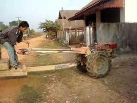 vehicule de transport laos