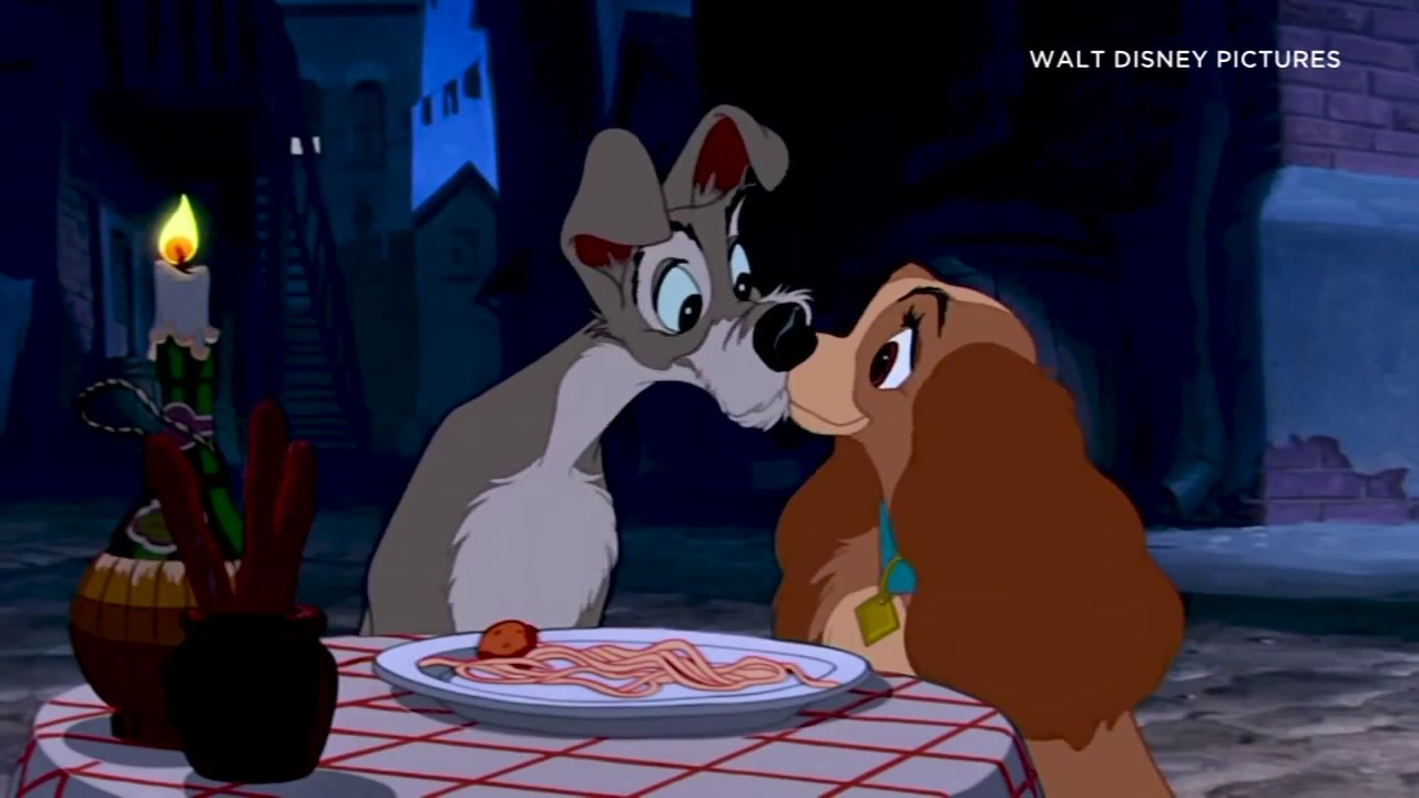 Meet The Animator Behind Disney S Iconic Lady And The Tramp Kiss Youtube