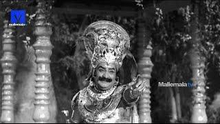 NTR Sri Krishna Vijayam Movie - Sri Krishna Mahodhara Battle Song - SVR, Jayalalithaa, Jamuna