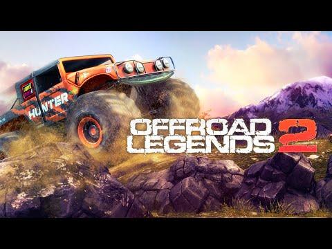 OffRoad Legends 2 - Launch Trailer