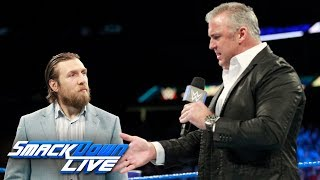 Daniel Bryan explains his actions at WWE Clash of Champions: SmackDown LIVE, Dec. 19, 2017