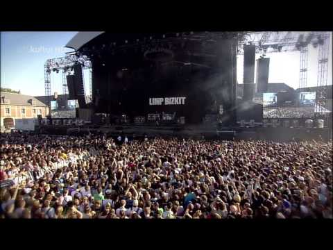limp bizkit 01.07.2011 Arras, France, Main Square Festival PROSHOT 720p