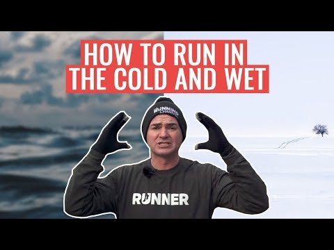 How To Run In The Cold And Wet | Running Tips For When It's Raining