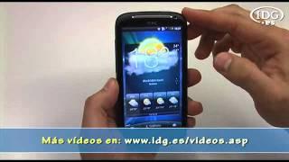 Análisis del HTC Sensation con doble núcleo